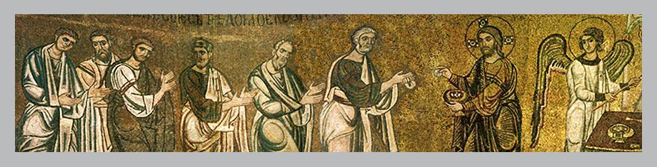 Мозаики собора Архангела Михаила