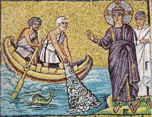 рыбная ловля в древней руси
