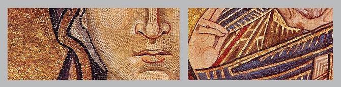 софия киевская фрагменты мозаики