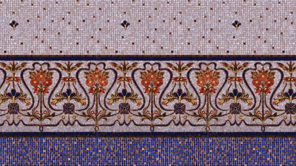 мозаичный орнамент